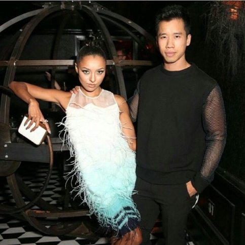Kat Graham Instyle 20th Anniversary Party 8