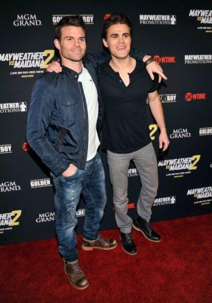 Showtime's VIP Pre-Fight Party Paul & Daniel