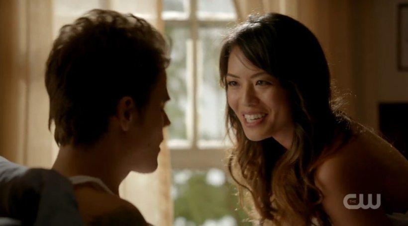 The Vampire Diaries 6x01 Screen Grab Ivy