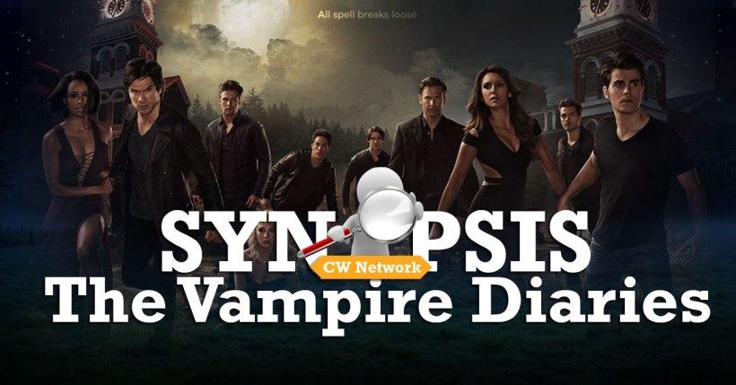 "The Vampire Diaries 6x04 ""Black Hole Sun"" Synopsis"