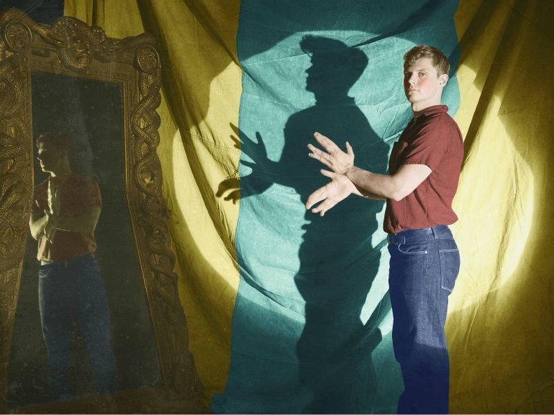 American Horror Story Freak Show Jimmy