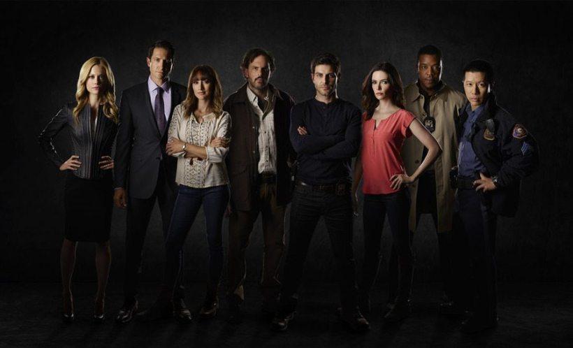 Grimm Season 4 Cast Portrait