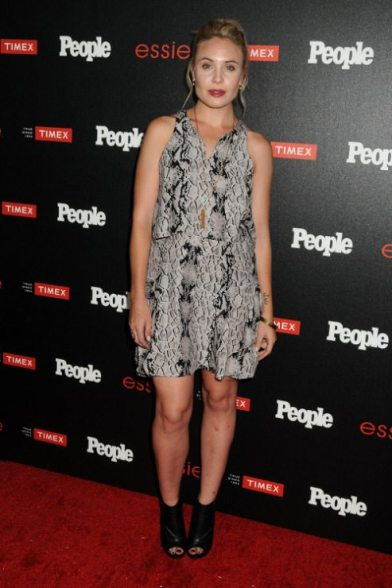 Leah Pipes Ones to Watch Party 2