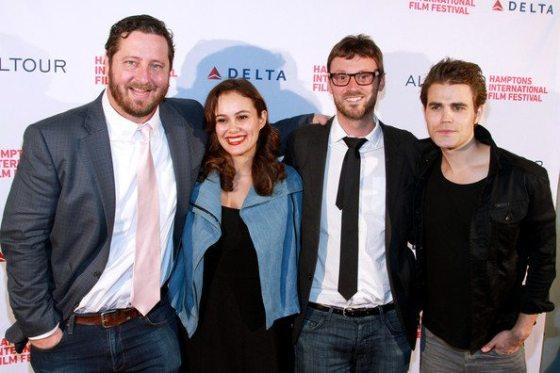 Paul Wesley Hamptons International Film Fest 12