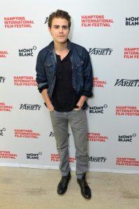 Paul Wesley Hamptons International Film Fest 16
