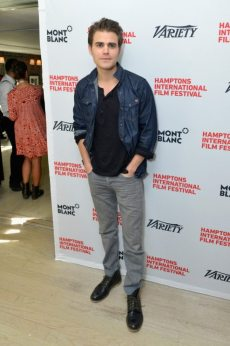 Paul Wesley Hamptons International Film Fest 17