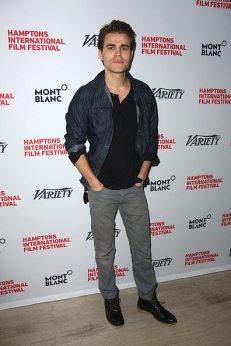 Paul Wesley Hamptons International Film Fest 18