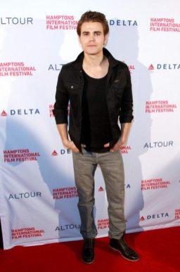 Paul Wesley Hamptons International Film Fest 3