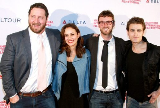Paul Wesley Hamptons International Film Fest 4