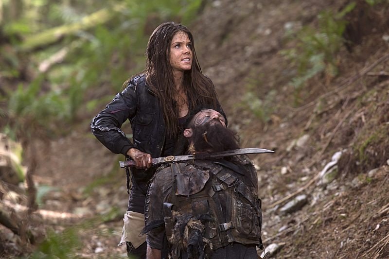 The 100 2x02-8