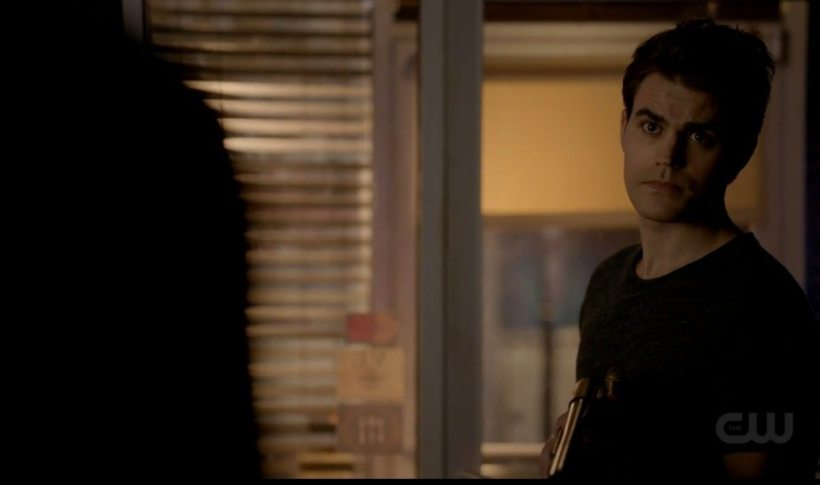 The Vampire Diaries 6x03 Stefan