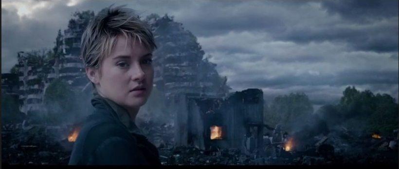 Divergent Insurgent Trailer 1