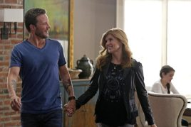 WILL CHASE, CONNIE BRITTON, ELIZABETH HUNTER