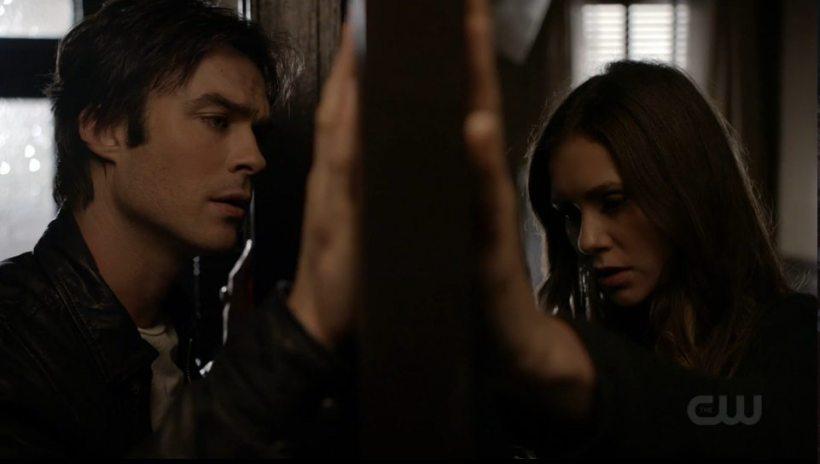 The Vampire Diaries 6x06 Delena