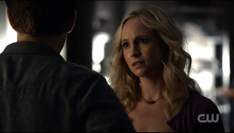The Vampire Diaries 6x07 Caroline