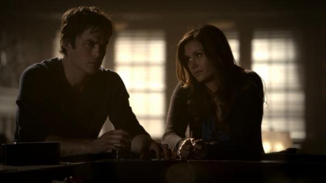 The Vampire Diaries 6x08 Delena