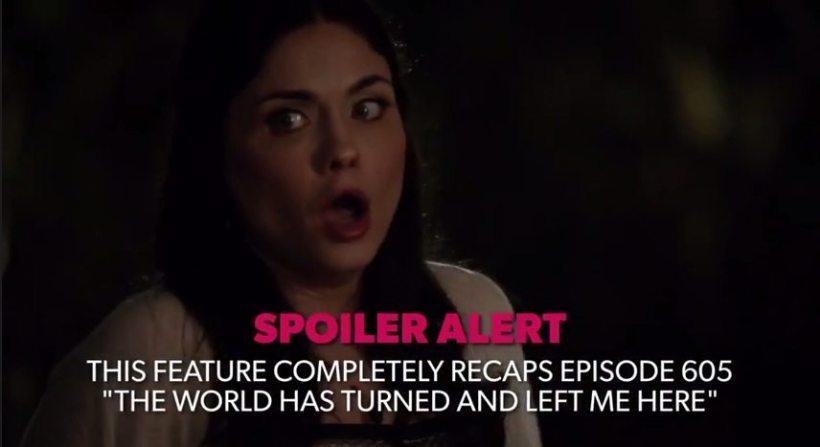 The Vampire Diaries Rehash 6x05