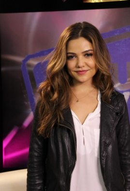 Danielle Campbell Young Hollywood 7