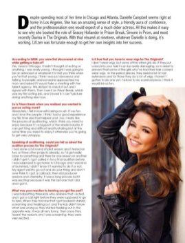 Danielle Campbell LVLTEN Magazine 8
