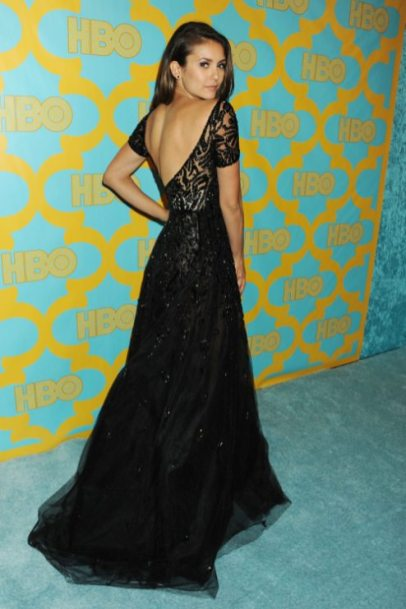 Nina Dobrev HBO's Post 2015 Golden Globe Awards Party 10
