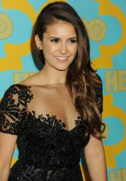 Nina Dobrev HBO's Post 2015 Golden Globe Awards Party 11