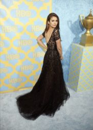 Nina Dobrev HBO's Post 2015 Golden Globe Awards Party 2