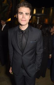 Paul Wesley HBO's Post 2015 Golden Globe Awards Party 2