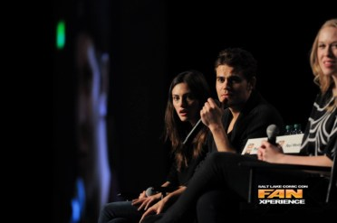 Paul and Phoebe FanX15 Salt Lake Comic Con 8