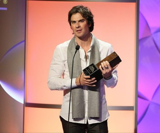 Ian Somerhalder The 3rd Annual Noble Awards 1