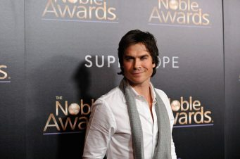 Ian Somerhalder The 3rd Annual Noble Awards 4