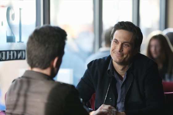 WILL CHASE, OLIVER HUDSON