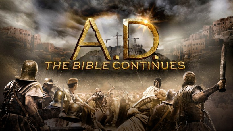 """A. D. The Bible Continues 1x04 """"The Wrath"""" Official Synopsis"""