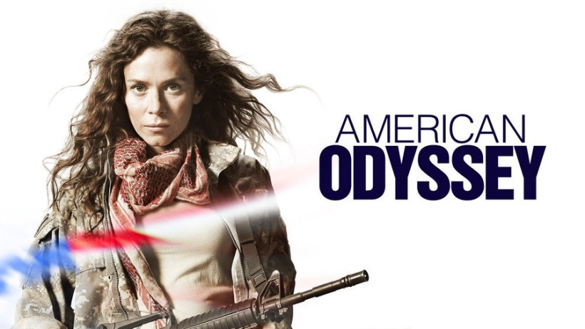 """American Odyssey 1x06 """"Wingman"""" Official Synopsis"""
