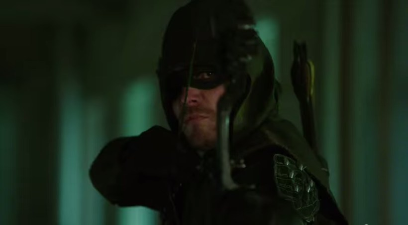 Arrow PaleyFest Trailer