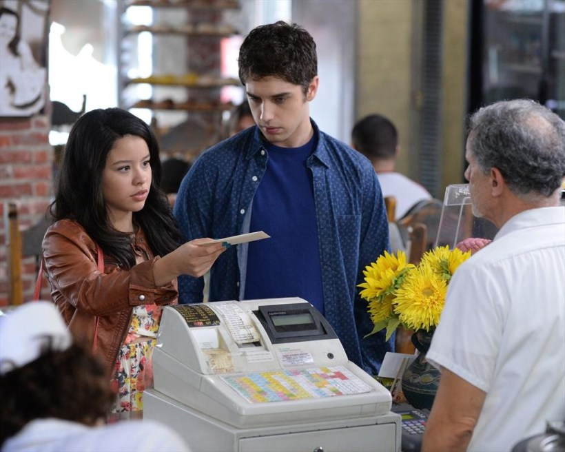"The Fosters 2x20 ""Not That Kind Of Girl"""