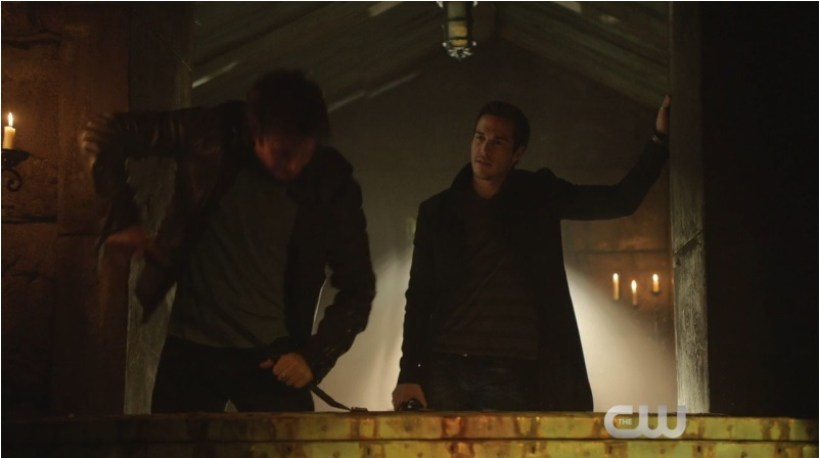 The Vampire Diaries 6x16 Web Clip