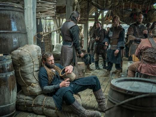 Vikings 3x05 Rollo