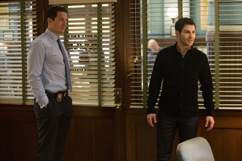 "Grimm 4x19 ""Iron Hans"" Promotional Photos"