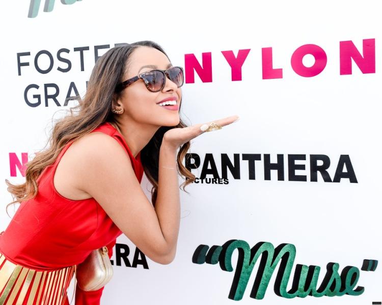 Cannes 2015 Muse Screening Kat Graham 13