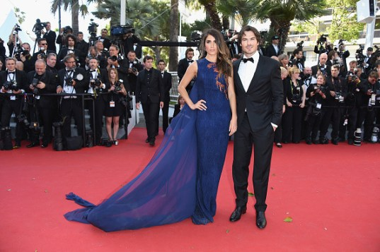 Cannes Film Featival Ian Somerhalder and Nikki Reed 12