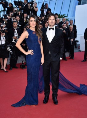 Cannes Film Featival Ian Somerhalder and Nikki Reed 14