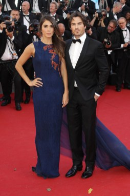Cannes Film Featival Ian Somerhalder and Nikki Reed 15