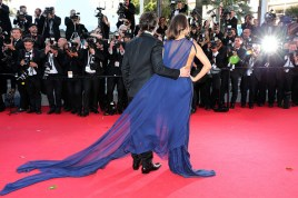 Cannes Film Featival Ian Somerhalder and Nikki Reed 5