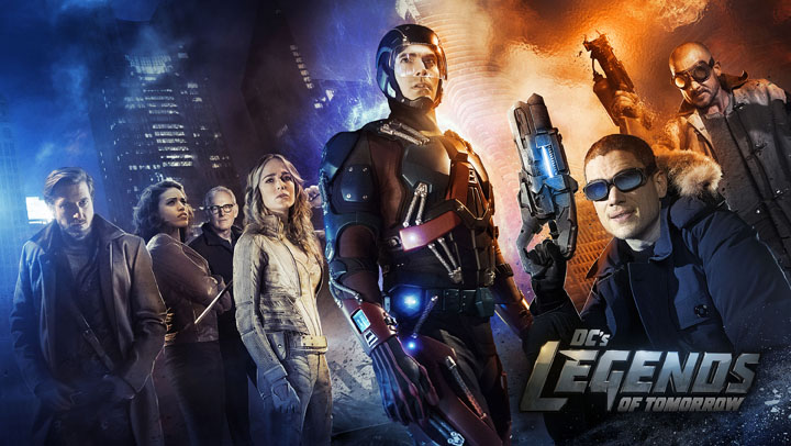 "DC's Legends of Tomorrow 1x12 ""Last Refuge"" Official Synopsis"