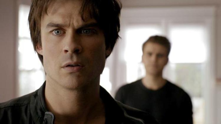 The Vampire Diaries 6x21 Damon