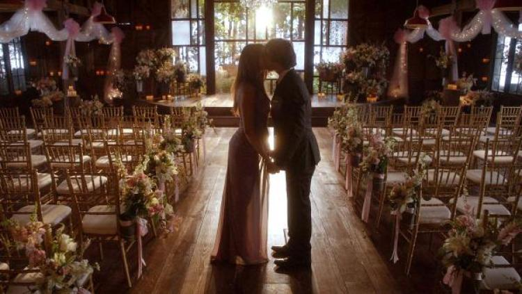 The Vampire Diaries 6x21 Delena