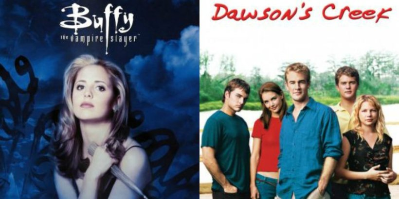 ABC Family BUFFY and DAWSON