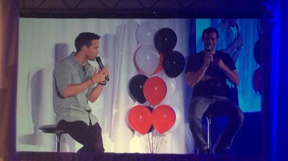 Bloody Night Con 2015 Day 2 Chris 2