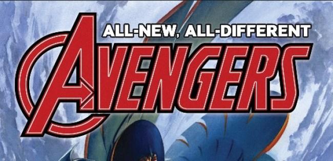 MARVEL - Avengers 1 HEADER