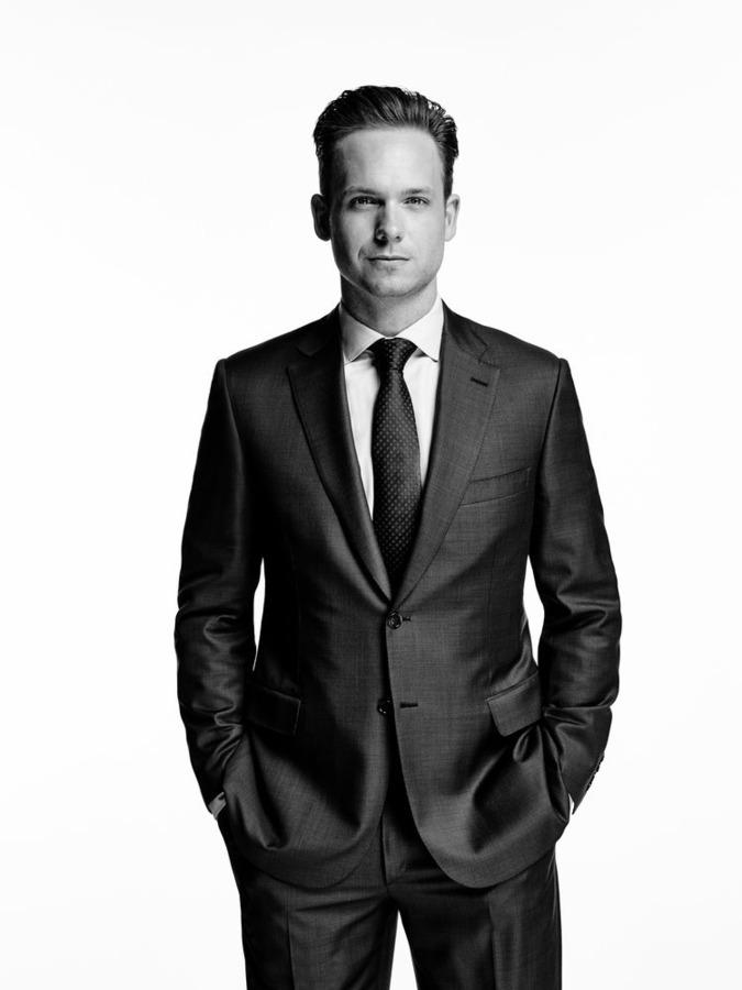 Suits Season 5 Cast Portraits Promotional Poster